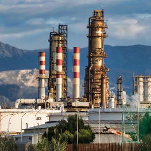 Productos químicos para la industria petrolera